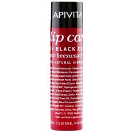 Apivita Lip Care Black Currant hidratáló ajakbalzsam  4,4 g