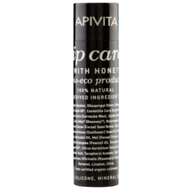 Apivita Lip Care Honey regenerierender Lippenbalsam (Bio-Eco Product, 100% Natural Derived Ingredients) 4,4 g