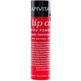 Apivita Lip Care Pomegranate vyživující balzám na rty  4,4 g