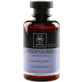 Apivita Holistic Hair Care Cinchona & Propolis Shampoo für Volumen  250 ml