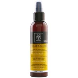 Apivita Holistic Hair Care Olive & Honey hydratační kondicionér ve spreji pro všechny typy vlasů  150 ml