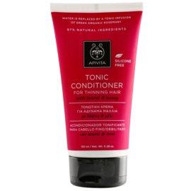 Apivita Holistic Hair Care Laurel & Honey Tönungs-Conditioner für geschwächtes Haar  150 ml