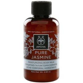 Apivita Pure Jasmine Moisturizing Body Milk 75 ml