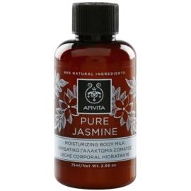Apivita Pure Jasmine hydratisierende Körpermilch  75 ml