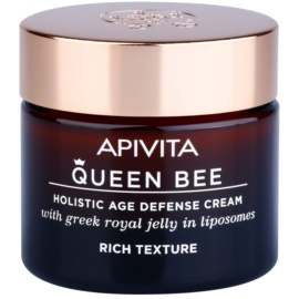 Apivita Queen Bee hranilna krema proti staranju kože  50 ml