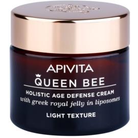 Apivita Queen Bee könnyű krém a bőröregedés ellen  50 ml