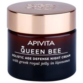 Apivita Queen Bee éjszakai krém a bőröregedés ellen  50 ml