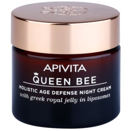 Apivita Queen Bee нощен крем  против стареене на кожата  50 мл.