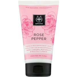 Apivita Rose Pepper Sculpting Cream For Body  150 ml
