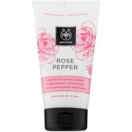 Apivita Rose Pepper Reinigungspeeling  150 ml