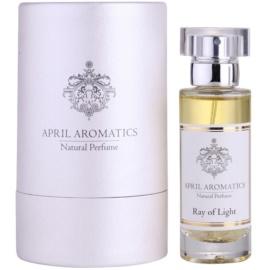 April Aromatics Ray of Light parfémovaná voda unisex 30 ml