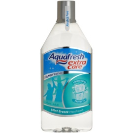 Aquafresh Extra Care szájvíz alkoholmentes  500 ml