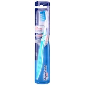 Aquafresh Gel-Flex szczoteczka do zębów soft