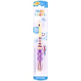 Aquafresh Milk Teeth szczoteczka do zębów dla dzieci
