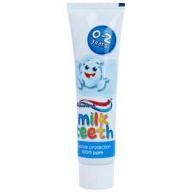 Aquafresh Milk Teeth zubní pasta pro děti  50 ml
