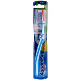 Aquafresh Tooth & Tongue zobna ščetka soft