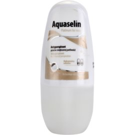 Aquaselin Platinum for Men roll-on antibacteriano  50 ml