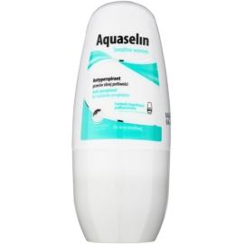 Aquaselin Sensitive women Antitranspirant-Deoroller für empfindliche Oberhaut  50 ml