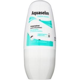 Aquaselin Sensitive women antiperspirant roll-on pentru piele sensibila  50 ml