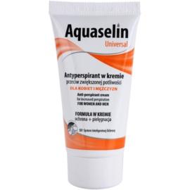 Aquaselin Universal krémes izzadásgátló  40 ml