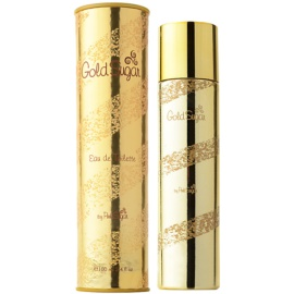 Aquolina Gold Sugar Eau de Toilette para mulheres 100 ml