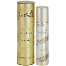 Aquolina Gold Sugar Eau de Toilette para mulheres 30 ml