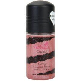 Aquolina Pink Sugar Sensual дезодорант кульковий для жінок 50 мл