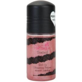 Aquolina Pink Sugar Sensual deodorant roll-on pro ženy 50 ml
