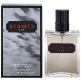 Aramis Aramis Black eau de toilette férfiaknak 110 ml