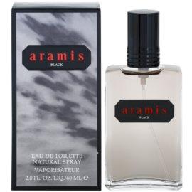 Aramis Aramis Black toaletní voda pro muže 60 ml