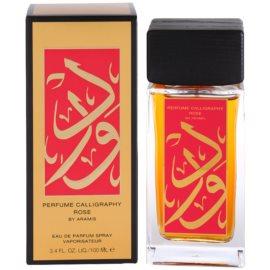 Aramis Perfume Calligraphy Rose Eau de Parfum unisex 100 ml