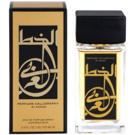 Aramis Perfume Calligraphy Eau de Parfum unisex 100 ml