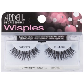 Ardell Wispies Klebewimpern Wispies Black