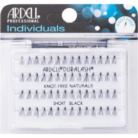 Ardell Individuals trsové nalepovací řasy bez uzlíku Short Black