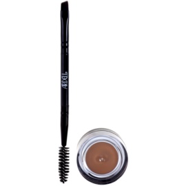 Ardell Brows pomata per sopracciglia con pennellino colore Medium Brown 3,2 g