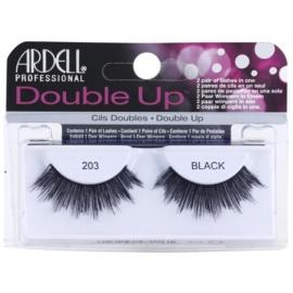 Ardell Double Up ragasztható műszempilla 203 Black
