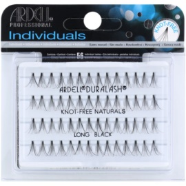 Ardell Individuals faux-cils individuels sans nœud (Long Black)