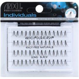 Ardell Individuals Csomómentes elválasztott szempillák (Long Black)