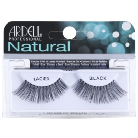 Ardell Natural Nepwimpers  Lacies Black
