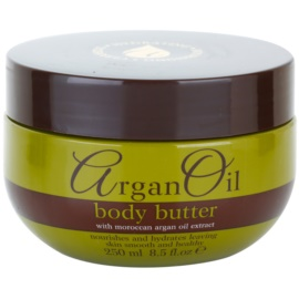 Argan Oil Hydrating Nourishing Cleansing Körperbutter mit Arganöl  250 ml