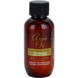 Argan Oil Hydrating Nourishing Cleansing soin hydratant intense à l'huile d'argan  50 ml