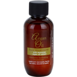 Argan Oil Hydrating Nourishing Cleansing Intensive Hydrating Treatment With Argan Oil  50 ml