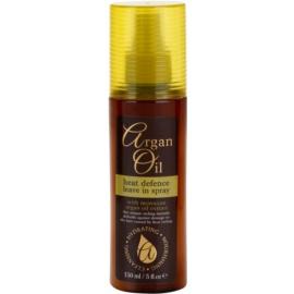 Argan Oil Hydrating Nourishing Cleansing spray para finalização térmica de cabelo  150 ml