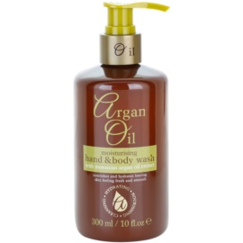 Argan Oil Hydrating Nourishing Cleansing Moisturising Hand & Body Wash with Argan Oil  300 ml