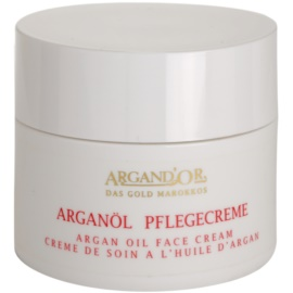 Argand'Or Care pleťový krém s arganovým olejem  50 ml