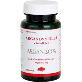 Argand'Or Care arganový olej v kapslích  60 cap
