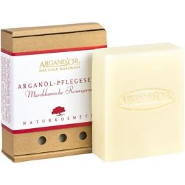 Argand'Or Care arganové mýdlo s vůní marocké růže  1,48 g
