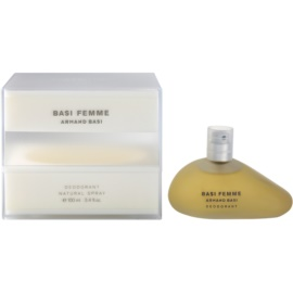 Armand Basi Basi Femme Perfume Deodorant for Women 100 ml