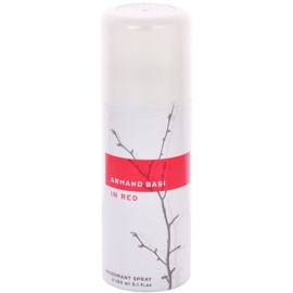Armand Basi In Red Deo-Spray für Damen 150 ml