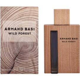 Armand Basi Wild Forest eau de toilette férfiaknak 90 ml